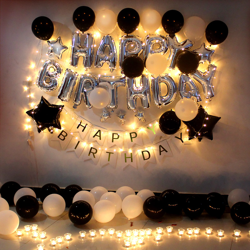 Room Decoration For Birthday Surprise Party in Delhi