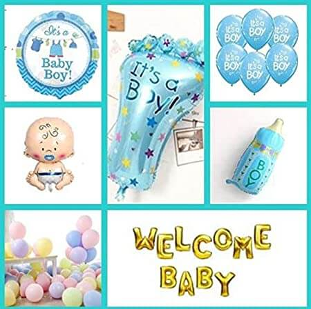 welcome baby party decoration in Delhi