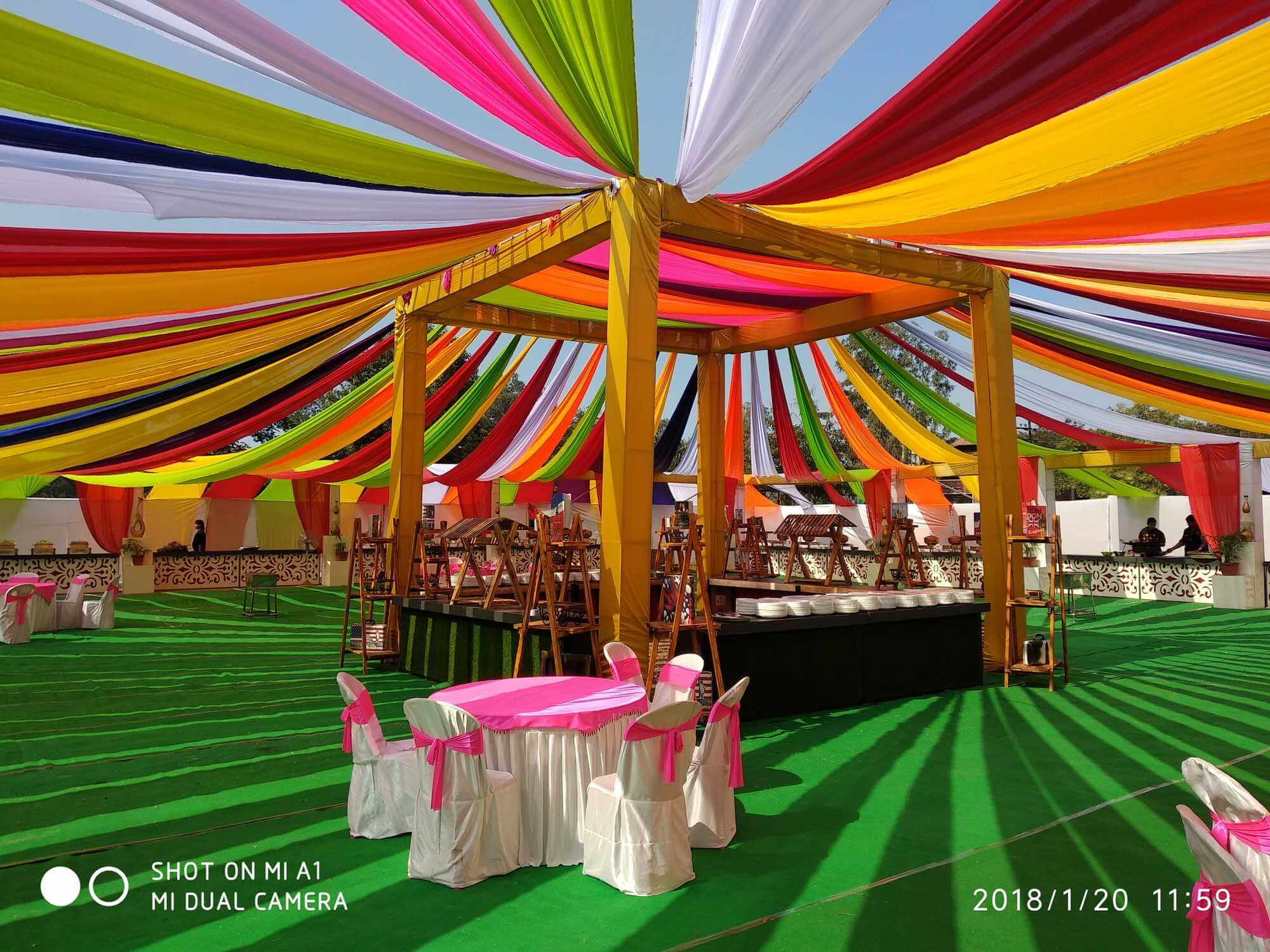 Tent House Services in Delhi